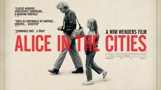 Alice in the cities, de Wim Wenders