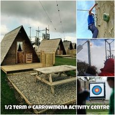 Half Price - Half Term today and tomorrow at Carromena Activity Centre Limavady.  http://whatsonni.com/event/31753-1-2-term-1-2-price/carrowmena-activity-centre-limavady
