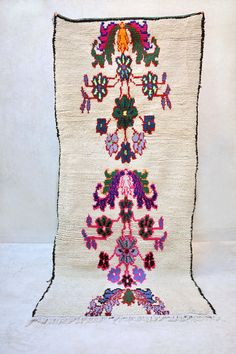 Vintage Moroccan rug from Pink Rug Co. https://www.etsy.com/listing/261503410/rapt-in-plum-blossom-smells-79-x-36?ref=shop_home_active_6