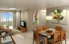Apartamentos 2 qtos. 58m².- Pechincha- R 285.000,00 - Oportunidade