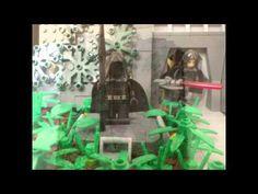 LEGO Star Wars Base / MOC Deutsch: Sith Tempel auf Yavin IV (HD / German)
