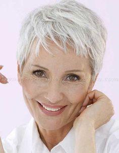 Pixie Cut For Women Over 50 | Short