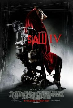 Directed by Darren Lynn Bousman. With Tobin Bell, Scott Patterson, Costas Mandylor, Betsy Russell. Jigsaw and his apprentice Amanda are dead. Now, upon the news of Detective Kerry's murder, two seasoned FBI profilers, Agent Strahm and Agent Perez, arrive in the terrified community to assist the veteran Detective Hoffman in sifting through Jigsaw's latest grisly remains and piecing together the puzzle. However, when SWAT Commander Rigg is abducted and thrust into a game, the last officer ...