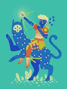Digital Illustration - Camille Chew