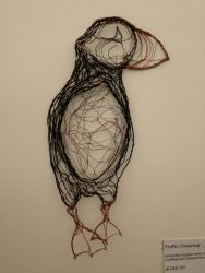 2 Day wire Sculpture workshop with Celia Smith - Craft Courses - Craft courses and workshops across the UK