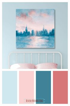 Aqua 7 x 9 Spot Color Art If You are Not Willing to Learn No One Can Help Framed Canvas Art