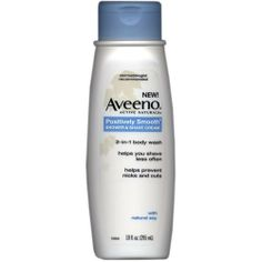 Aveeno Active Naturals Positively Smooth Shower & Shave Cream 10 fl oz (295 ml) by Aveeno. $8.89. Aveeno Active Naturals Positively Smooth Shower & Shave Cream 10 fl oz (295 ml). Aveeno Active Naturals Positively Smooth Shower & Shave Cream 10 fl oz (295 ml)