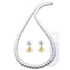 Pearl Necklace Collection @ chennaistore.com