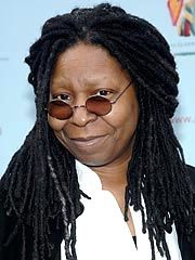 The View Whoopi Goldberg   Whoopi Goldberg Bases New Children's Book on Friends and Family