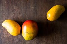 How to Slice a Mango  on Food52