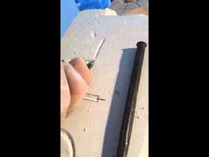 A basic lesson showing the tools and techniques that you will use for most any stone carving project.