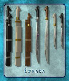 Filipino weapons.