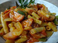 Polish Recipes, Polish Food, European Cuisine, Kielbasa, Fruit Salad, Macaroni And Cheese, Food And Drink, Dinner, Ethnic Recipes