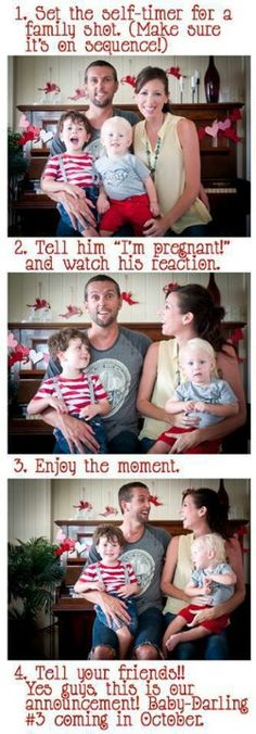 This is too funny Lol -baby announcement