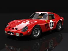 Ferrari 250 GTO Wallpapers | WallpapersCharlie