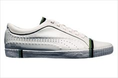 alexander mcqueen sneakers - reminds me of a baseball
