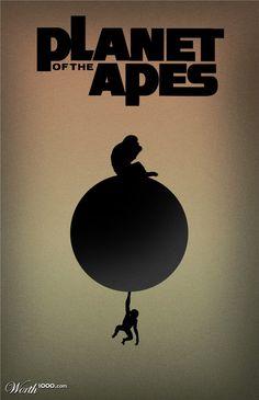 Minimalist Movie Posters 5 - Worth1000 Contests