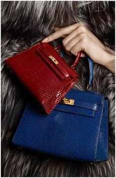 Sourcing Vintage Kelly & Birkin Bags Maia Luxury, London