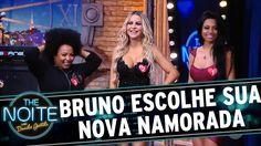 The Noite (12/10/16) - America's Next Namorada do Bruno