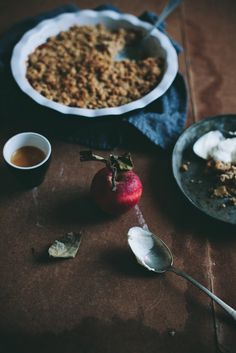 Äppelsmulpaj | Linda Lomelino