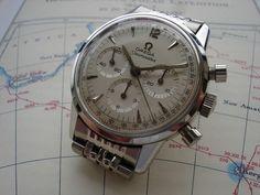omega seamaster chronograph - Google Search