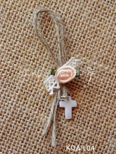 Μαρτυρικό καρφίτσα: ΚΩΔ L04 Baptism Decorations, Baptism Favors, Shabby, Handmade Baby, Christening, Cool Kids, Baby Kids, Projects To Try, Arts And Crafts