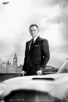 Smooth, Suave & Sophisticated - Daniel Craig is James Bond