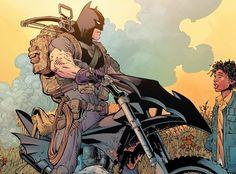 Art from Batman #21 by Greg Capullo