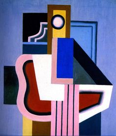 FLORENCE HENRI Abstract Composition (1926)