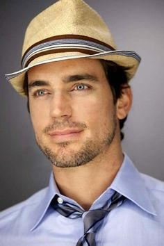 matt bomer- yum.  To bad he's gay. I was hoping it was a mean joke my friends were playing on me.