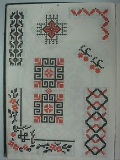 Cross Stitch Borders, Cross Stitch Patterns, Cross Stitches, Palestinian Embroidery, Loom, Toyota, Embroidery Designs, Quilts, Blanket
