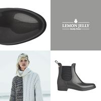 The name of these boots say it all: the best is comfort, without losing style! #Comfy09 #lemonjelly #wintershoes