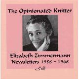 The Opinionated Knitter (Hardcover)By Elizabeth Zimmermann