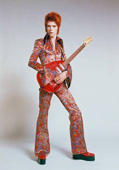 David Bowie 1972 (Masayoshi Sukita photographer) http://ift.tt/2kLTpJQ