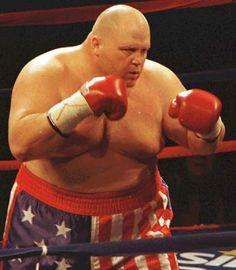 "butterbean the boxer   Eric 'Butterbean' Esch: ""I come to fight"""