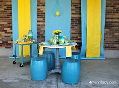 Gentleman's Tea Party (don't worry, I know 1 little girl who would be invited!)