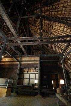 箱木千年家(はこぎせんねんや):古民家に学ぶ