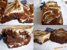 Nejskvělejší, bezkonkurenčně nejlepší a jednoduchý tvarohový BROWNIE CHEESECAKE♥♥POZOR-rychle mizí :-)