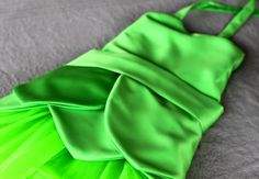 Homemade Tinkerbell / Fairy Costume Tutorial
