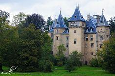 Location - Golochow Castle, Poland, by www.mokophotography.com