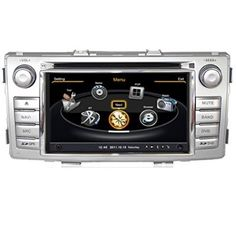 Generic Car DVD Player for Toyota Hilux 2012 2013 2014 with S100 System GPS navigation Stereo DVR audio video - For Sale
