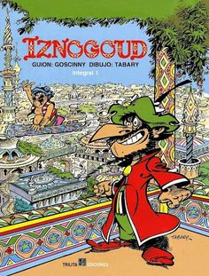 CATALONIA COMICS: IZNOGUD - INTEGRAL 1