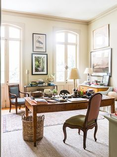 1000 images about desk office on pinterest one kings for Home decor 80121