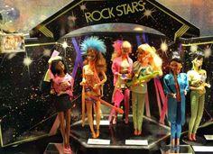 Barbie and The Rockstars