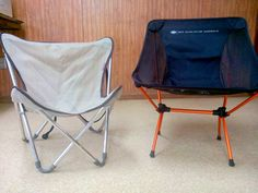 light folding hiking chair - Google Search