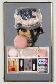 Martial Raysse, France miroir