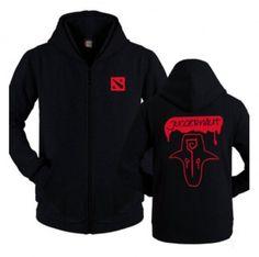 DOTA 2 hoodie para homens herói padrão Juggernaut