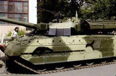 Основний бойовий танк Т-84-120 «Ятаган»