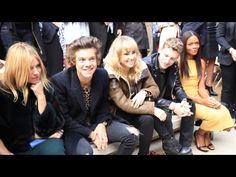 LG : Official Supplier of London Fashion Week SS14 (2013) Day 4