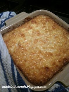 Made In The South: Sweet Onion Hot Dip